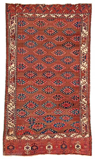 Lot 74, Igdir main carpet, starting bid € 5000, Auction October 17 5pm, https://www.liveauctioneers.com/catalog/109605_fine-antique-oriental-rugs-viii/?count=all