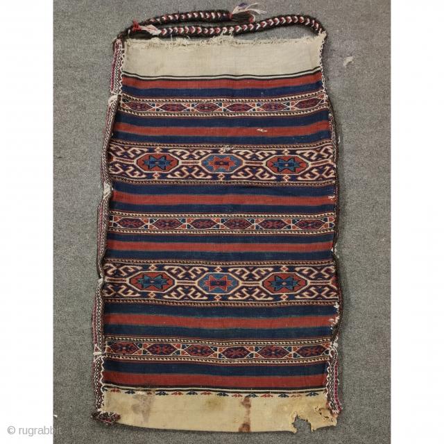 Anatolian Bergama / Balikesir bag face (cuval) size:110x66cm