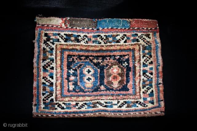 Small Qashgaï bag .  Size : 34/26 cm
