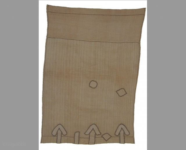Bushoong Raffia Textile