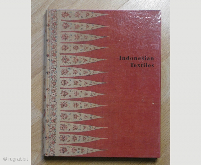 Indonesian textiles, symposium 1985 (Ethnologica) 