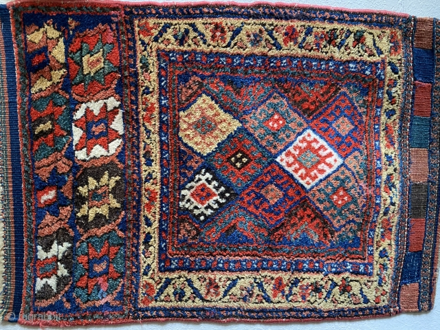 Jef Kurd bag face in very good condition 1890 , size 2x3 (60cm x 90cm )