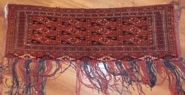 Turkmen Tekke torba,30 x 91 cm