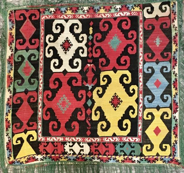 19.century Uzbek Lakai