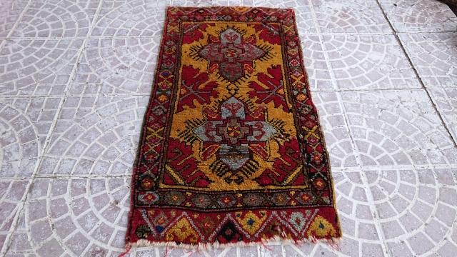 Antique Aksaray yastık Size 100*55 cm