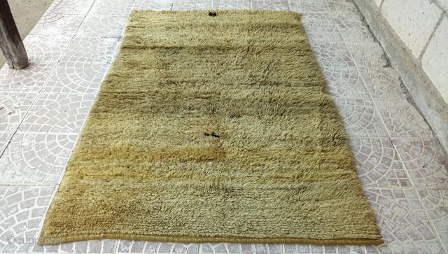 Anatolian Nigde hasandagı yatak rug  size=184x128