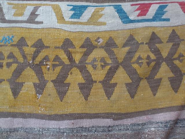 Anatolia Capadocia kilim size=240*186cm  SOLD