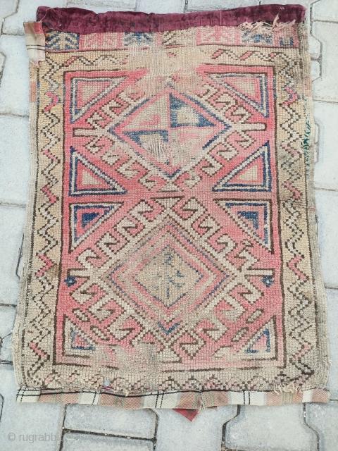 Central anatolian cappadocia yastık Size=80x58 cm