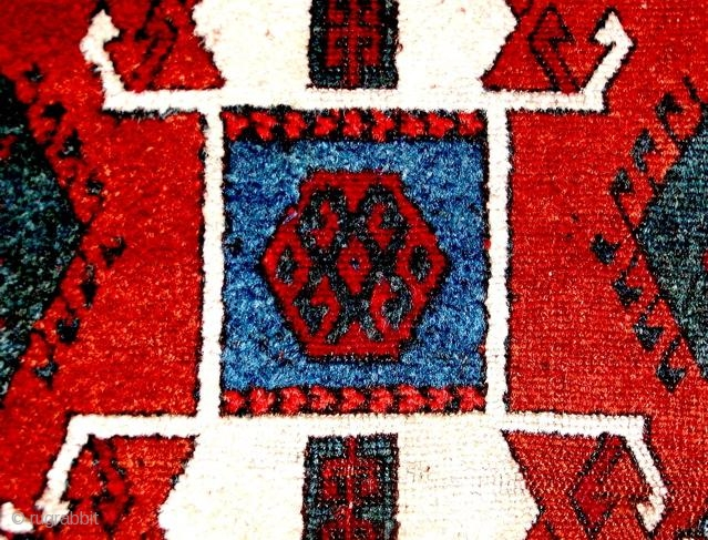 Sarkisla Rug (detail)