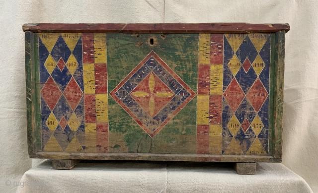 anatolian chest (Tokat) size 85&50 cm