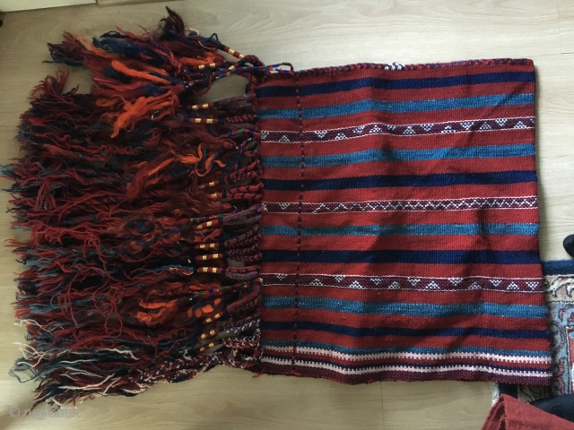 East Anatolian baby carying bag with naturell colors in perfect Condition.