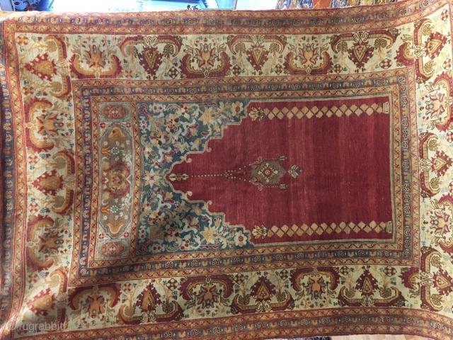 Sivas prayer rug in very good condition