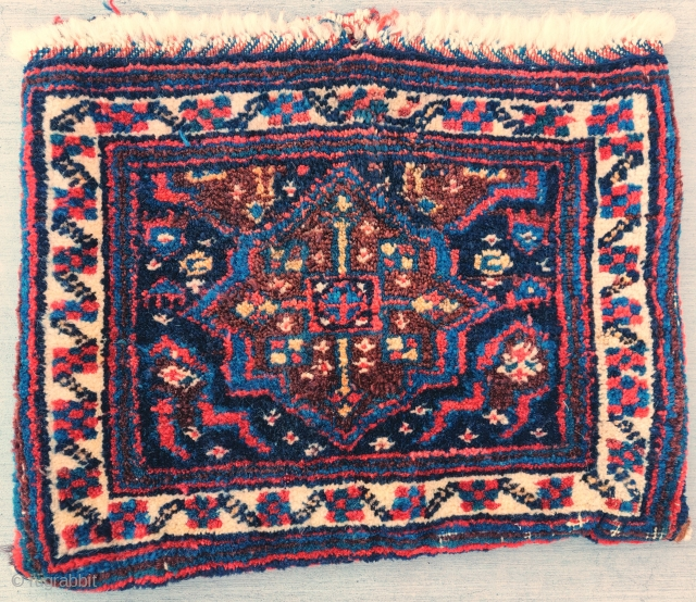 Afshar chanteh (small personal bag)