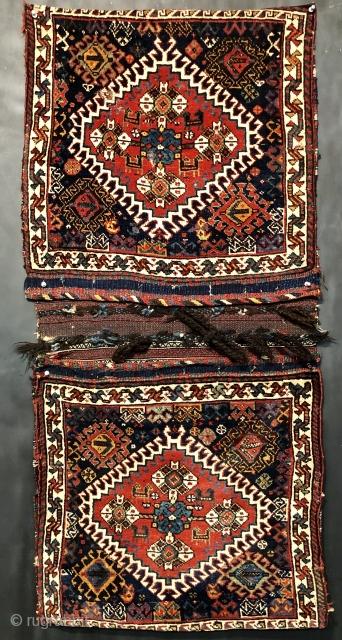 Complete Qashqai bag size 4'1+2