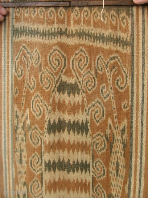 Antique Iban Dyak piece, North Borneo, Good condition