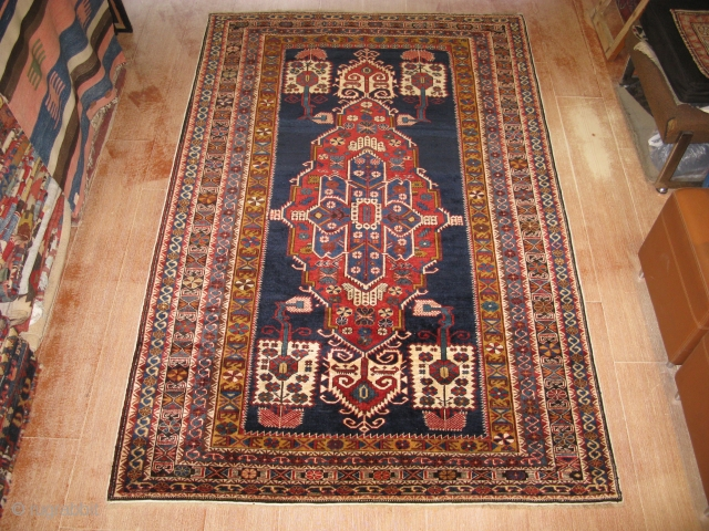 4686-Shirvan carpet 217x140