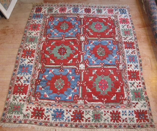 4416-Bergama carpet 200x165