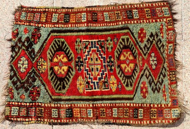 Size : 56 x 72 cm , East anatolia , Adiyaman (pisinik). Ca 1800s