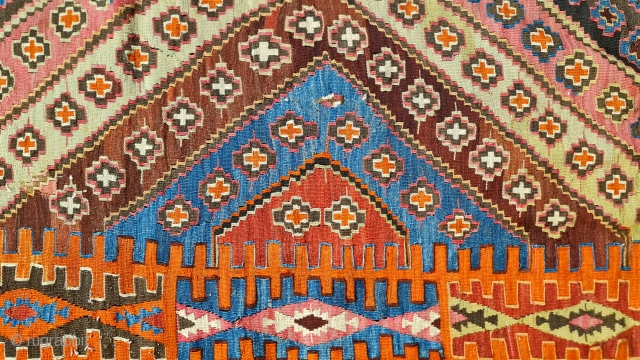 Send message for detailed pictures and information. Nomad rug.  approximate size: 150x450cm