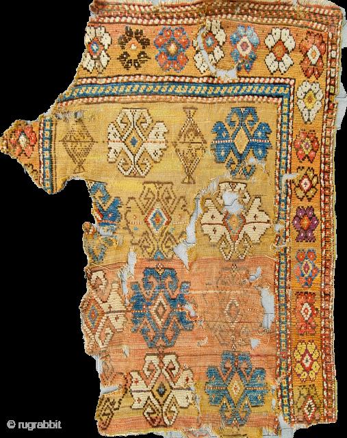 Size : 125 x 157 cm , Central anatolian fragment
