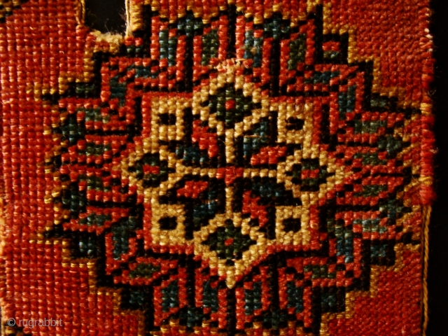 Early 'Bellini' fragment. More pictures here:  www.jamescohencarpets.com