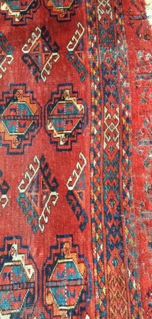 Turkemen kızılayak very nice color