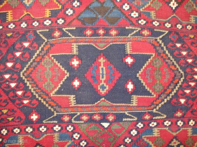 malatya-sinan saddlebag very good age and mind condition