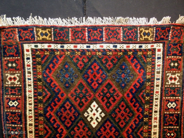 Packman Border Very actractive Jaf Kurd. Good condition and exelent wool.