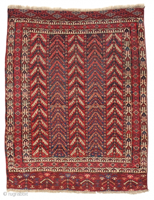Yomud Ensi or small main carpet