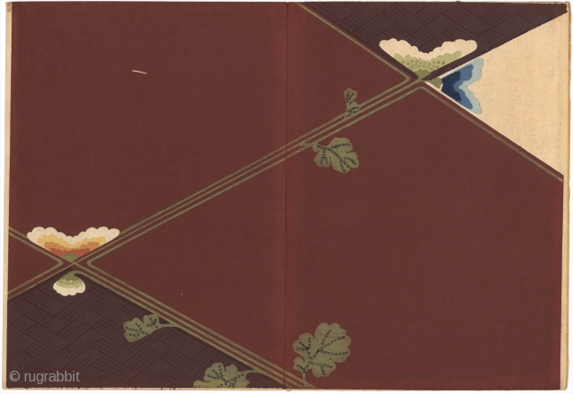 Japanese pattern magazine Seiei 15 illustrated by various artists