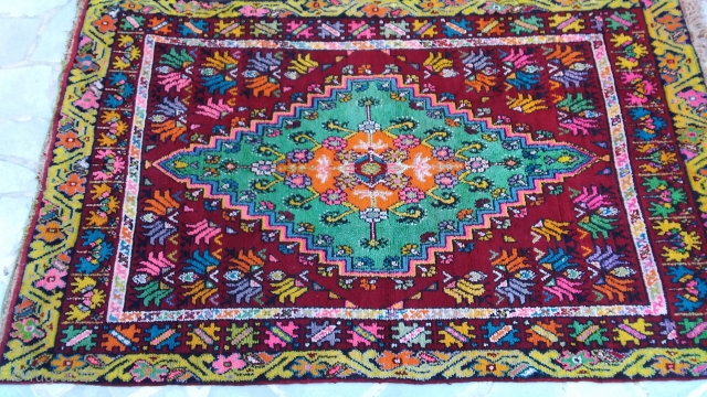Morocco, circa 1910/20, 230 x 140 perfect condition.