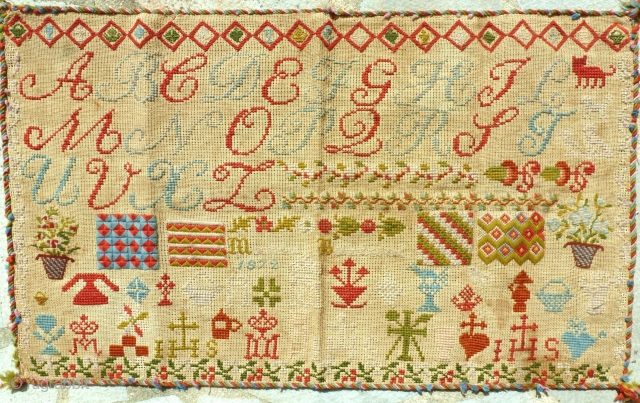 ABCdaire 1870, 58 x 34. Price upon request