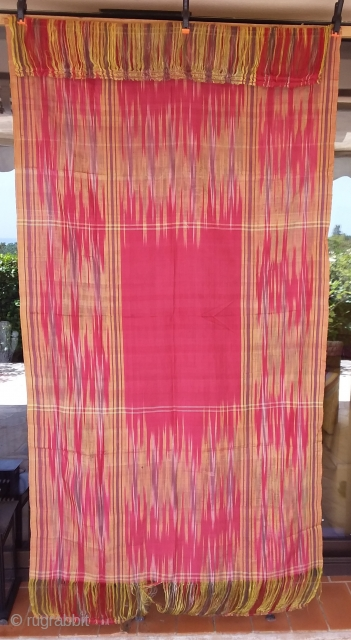 IKAT Silk, (1), 225 x 110