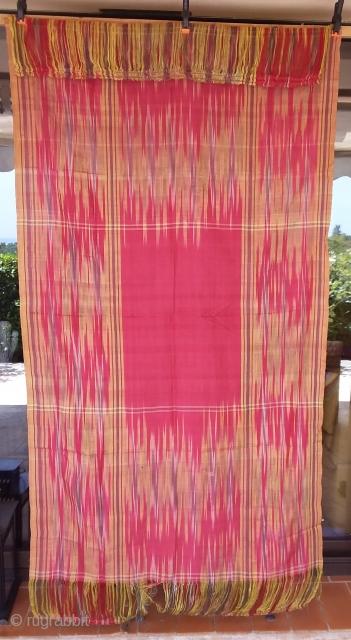 IKAT Silk, (1), 225 x 110 Price upon request