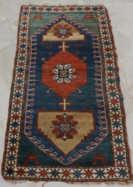 Kazak, before 1900, 160 x 85 Price upon request