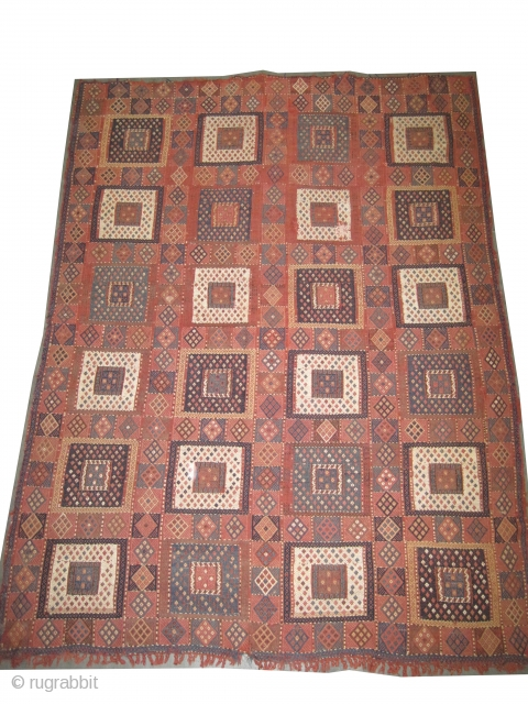"Antique Vernneh Caucasian. Collector's item, Size: 270 x 160 (cm) 8' 10"" x 5' 3""  carept ID: A-972 