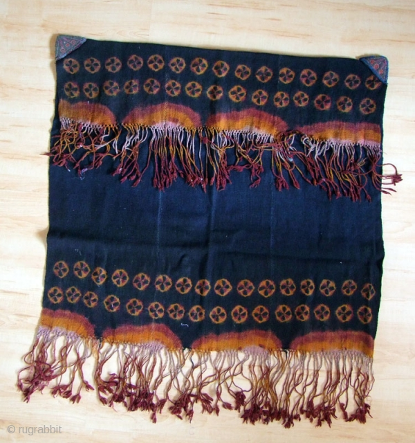 Shawl from the Zanskar Valley, West-Himalaya, India.