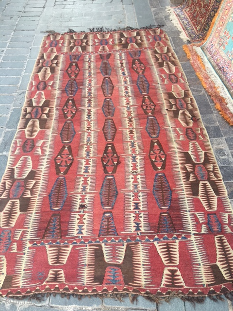 South-East Taurus mountains Mut Kilim.Almost perfect condition.All natürel colors.
