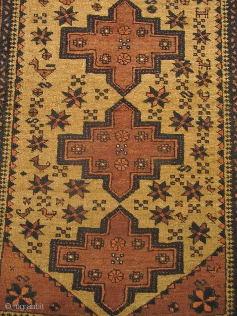 Antique Ferdows Baluch rug, size: 150x95cm / 5ft x 3'1''ft www.najib.de