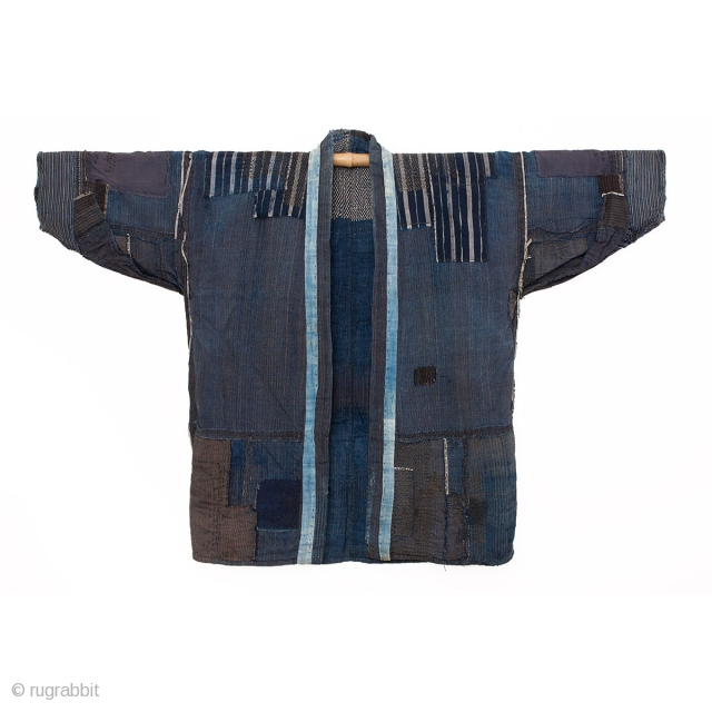 This Is An Antique Japanese Boro Farmer S Workwear Jacket