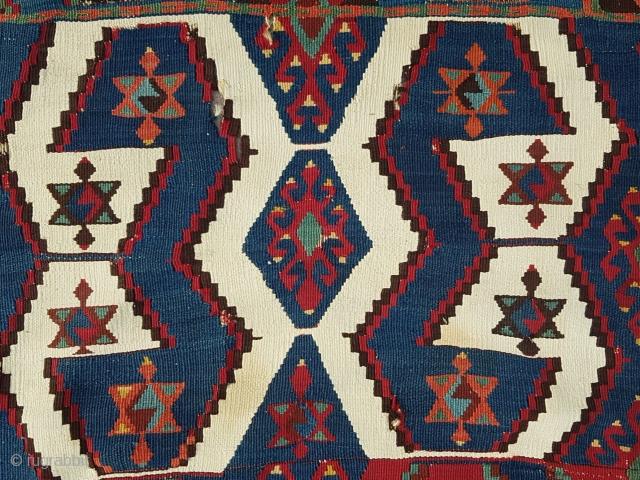 19.century Antolian Kilim 106×265