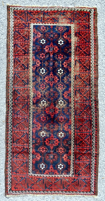 Same Baluch. Pictures look really faded out on my ipad screen on the other listing. Colors still not accurate. This has a REAL cherry red.