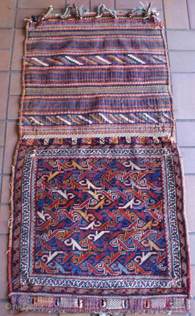 Khamseh bag in excellent original condition needs cleaning