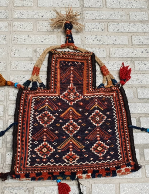 Bakhtiary saltbag,in good condition, 75 years old