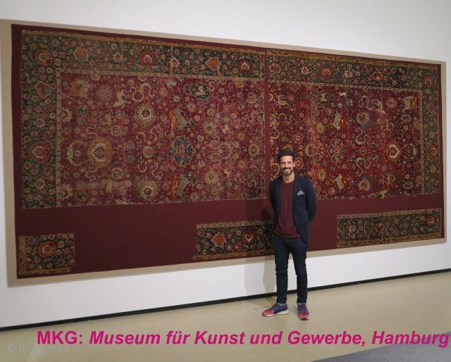 Some textile highlights from the MKG, Museum für Kunst und Gewerbe, Hamburg.See the entire rugrabbit album here... http://www.rugrabbit.com/content/museum-f-r-kunst-und-gewerbe-hamburg