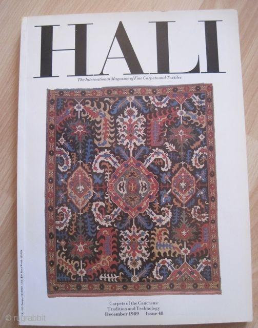 Hali Issue 48, December 1989