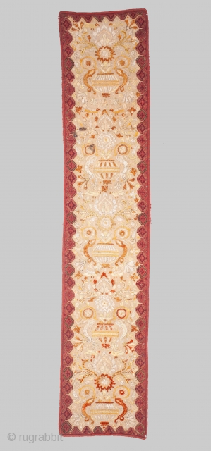 Macedonian Embroidered Panel 