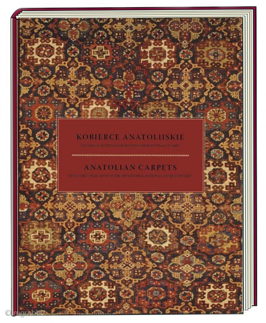 This book is a tribute to the beauty of the Anatolian rugs in the Brukenthal Museum of Sibiu and of the