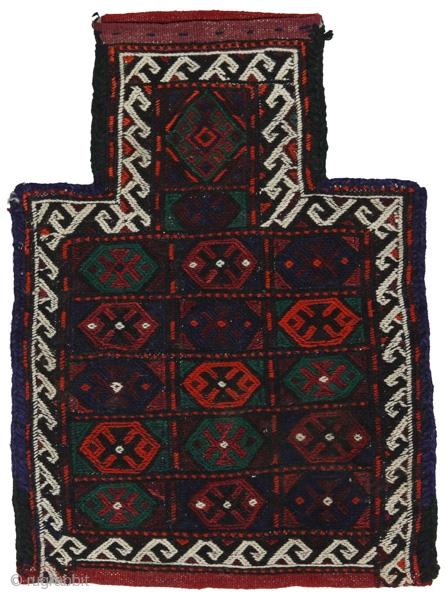Balucg Saddle Bag, 20th century  Perfect Condition  More Info: info@carpetu2.com