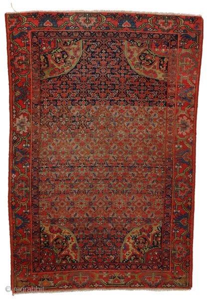 Malayer - Antique Persian Carpet  Over 120+ years old  More info: info@carpetu2.com